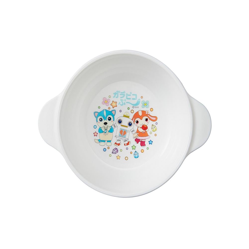 ガラピコぷ~スープ皿