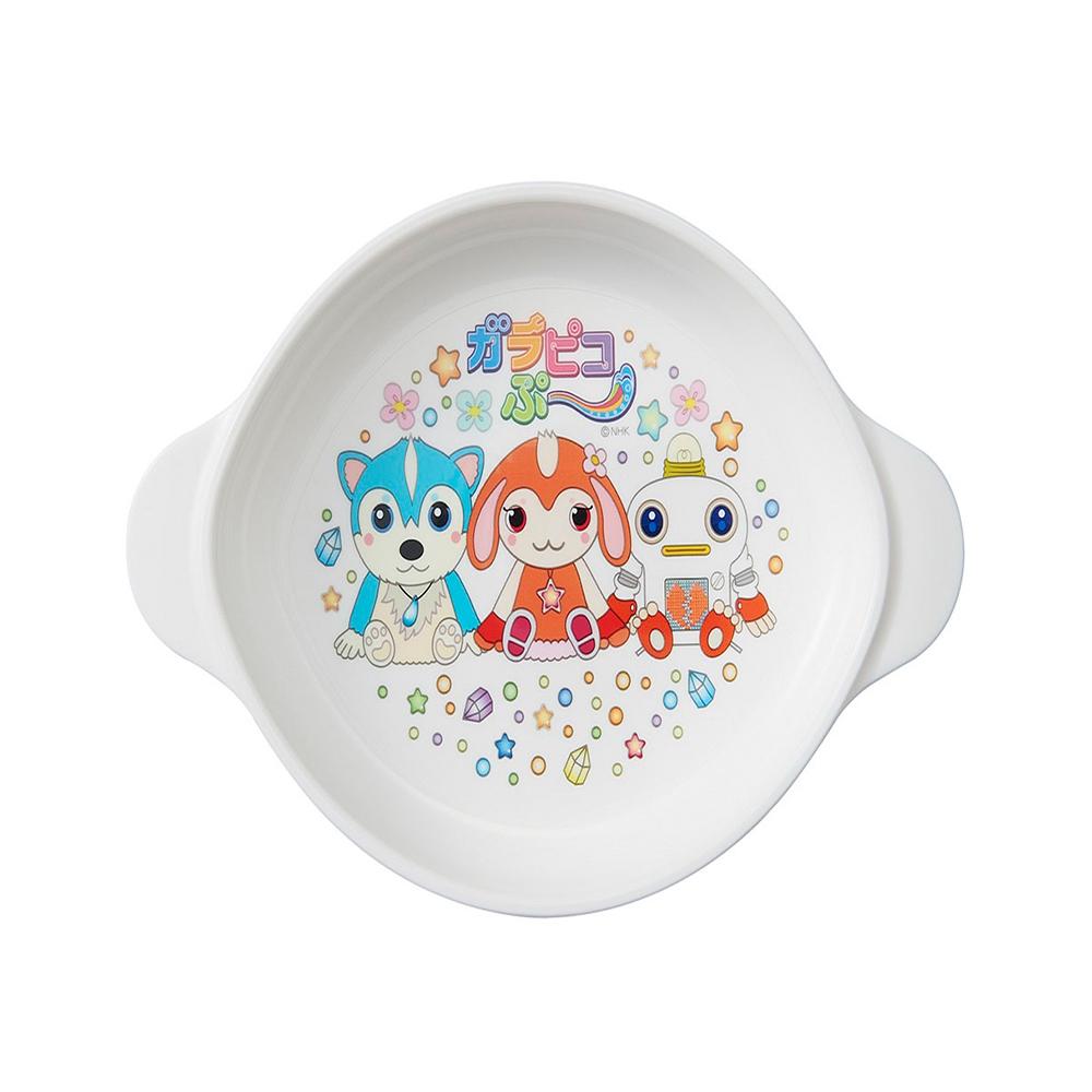 ガラピコぷ~小皿